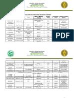 3-Calendar of Activities 2018-2019 NEW FORMAT