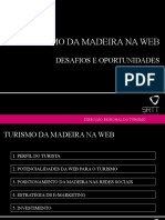 Raquel FrançaTURISMO DA MADEIRA NA WEB