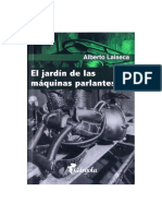 Alberto Laiseca - El Jardín de La Máquinas Parlantes