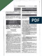DECRETO SUPREMO N° 070-2013-PCM - Ley de Transparencia