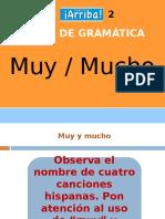 Gramatica Muy Mucho