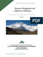 ENVIS Monograph 1.pdf