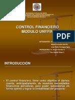 Control Finaciero