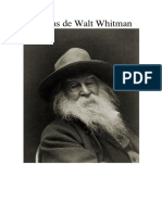 Poemas Walt Whitman