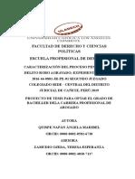 Proyecto Final - BORRADOR