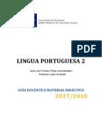 Lingua Portuguesa 2