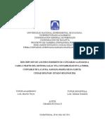 Descripcion de Los Procedimientos Contables Llevados a Cabo a Traves Del Sistema Galac Iva Contabilidad en La Firma Contable de La Licda 1
