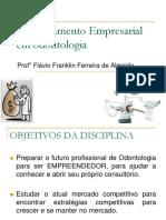 SLIDE_01_Gerenciamento Empresarial Em Odontologia