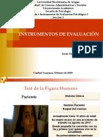Instrumentos de Evaluaciòn