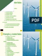1. La Energía. 2. Leyes de Conservación de La Materia y La Energía.