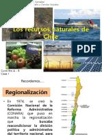 5162 6to Clase 1 Los Recursos Naturales de Chile