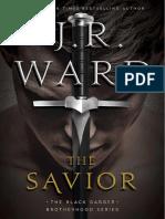 The savior (La hermandad de la daga negra 17) - J.R. Ward.pdf
