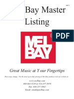 Mel Bay Master Listing_new eBook Prices_Layout 1 ( PDFDrive.com )