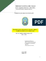 Electrificación Fotovoltaica de Posta Médica, Caserio de Chocna_ San Matero Lima