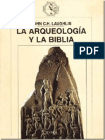 La Arqueologia y La Biblia - John C. H. Laughlin