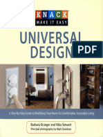 Knack Universal Design - A Step-By-Step Guide To Modifying Your Home For Comfortable, Accessible Living.epub