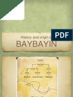 Baybayin