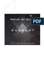 Manual Kuarahy