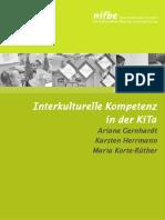 Interkulturelle Kompetenz in Der KiTa