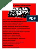Plano de Estudo Marxismo-Leninismo-Maoísmo