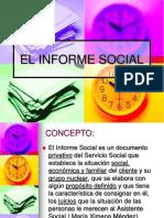 El Informe Social