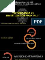 PPT 5-1  METODOLOGIA DE LA INVESTIGACION POLICIAL 2019.pptx