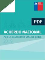 Acuerdo Nacional Por La Seguridad Vial de Chile