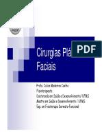 cirurgias plasticas faciais
