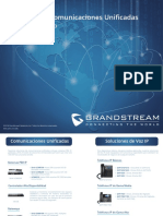 Grandstream Brochure SPANISH Web