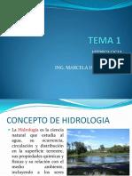 TEMA 1 (Hidrologia 2016)