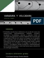 Varadura y Volcadura
