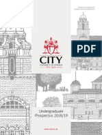 City University of London Undergraduate Prospectus 2018-19.pdf
