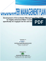 Groundwater Management Plan