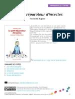 Rugani-petit Reparateur Insectes