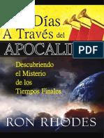 40 Dias A Traves-del Apocalipsis - Ron Rhodes.pdf