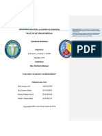 CASO CLINICO Hipotiroidismo. 21 Nov
