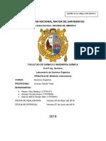 Informe de Laboratorio Orgánica 1 Modelos Moleculares (3)