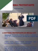 501 anos da Reforma Protestante