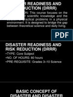 Basic Concept of Disaster and Disaster Risk