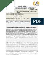 2. Guía Diario de Campo2