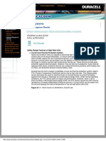 Duracell Li-MnO2 Safety Info