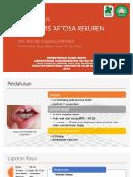 312071_stomatitis Aftosa Rekuren
