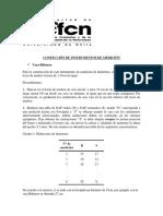 confección de instrumentos de medición forestal