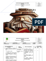 Plandeasignatura LENGUA CASTELLANA