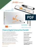 Pdi McBoard Portable MCIP