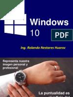 Diapositivas Clase de Windows