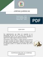 Normas Jurídicas Etica