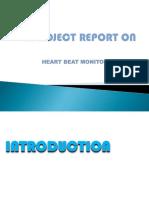 Heart Beart Monitoring System