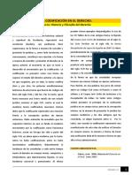 Lectura - La Codificación en El Derecho m12_fihde