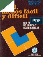 Mariano Mataix - Fácil, menos fácil y dificil.pdf